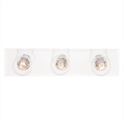 3ライト浴室洗面化粧台ライト[セットof 2 ] B00622UFYQ