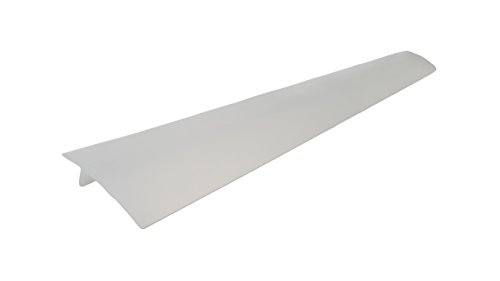 Silicone Home & Stove Counter Gap Covers - Frost/Clear (Set of 2)