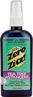 Zero Zitz Astringent (WELL IN HAND Zero Zitz! Astringent Tea Tree 4 OZ)