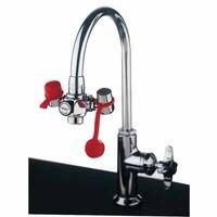 Emergency Faucet Mountedeye Wash W/Adjustabl, Sold As 1 Each