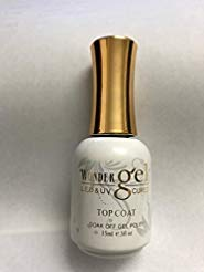 WONDER GEL ( NO - WIPE TOP COAT )