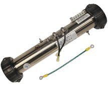 HotSpring, HotSpot, Caldera FlowThru Heater Assembly (Caldera Spas Heater)
