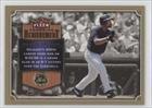 Carlos Delgado (Baseball Card) 2007 Fleer - Crowning Achievement #CA-CD