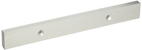 Schlage Electronics 4504F Filler Plate for M450 High-Security Electromagnetic Lock, 1-1/4'' W x 1/2'' H x 10-1/2'' L, Satin Aluminum Finish by Schlage Lock Company