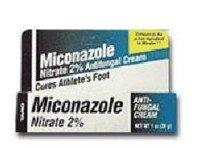 Le nitrate de miconazole crème anti-fongique 2% 1 OZ