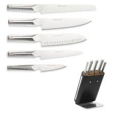 6-Piece Knife Block Set - Global -