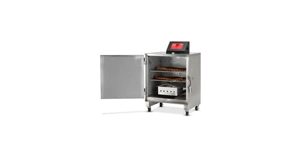 Amazon.com: Cookshack SM025 Smokette Elite - Horno para ...