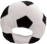 fan products of GUND - Mini Pro Grabbies - Soccer Rattle