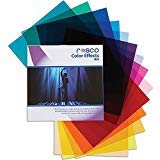 Rosco Color Effects Filter Kit, 12 x 12' Sheets