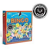 eeBoo United States Geography Bingo Game - Winner of Oppenheim Toy Portfolio Platinum Seal Best Toy Award