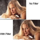 Tiffen 82BDFX5 82mm Black Diffusion 5 Filter