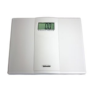 Healthometer 822KL Extra-Wide Digital Scale 400 lb x 0.1 lb Health-O-Meter