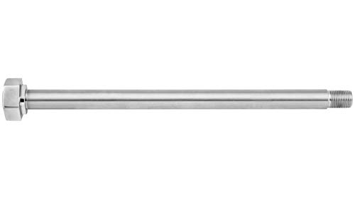 Axle Choice Rear Bikers (Bikers Choice Rear Axle with Hardware - 11 7/16in. 339153)
