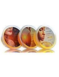 Sugaring PasteLuxury HOME TRIO - Organic Hair Removal - Set Of Three, 36 oz - SOFT, MEDIUM, HARD, Sugar Wax