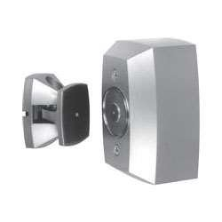 Door Flush Holder Wall Mount (Fire-Lite Alarms / Honeywell - FM998 - Dr Holder Quad V Rec Wall 120v)