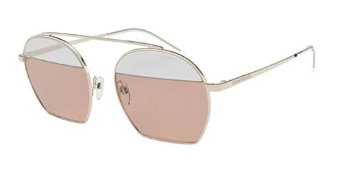 Emporio Armani 0EA2086 Gafas de sol, Pale Gold, 56 para ...