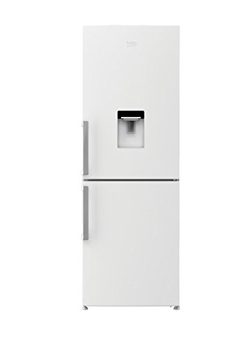 Beko Fridge Freezer Frost Free - Freestanding - CFP1675DW - White