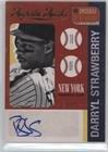 Darryl Strawberry #23/25 (Baseball Card) 2013 Panini Amer...