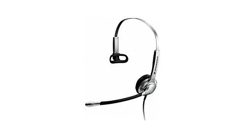 Sennheiser Single-Sided SH330 IP Lightweight Headset with Noise Canceling Microphone - 504013