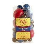 Pacific Hazelnut Farms Triple Berry Mix 5 oz.