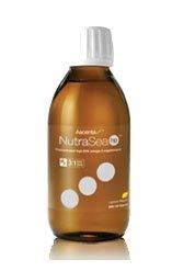 Nutra Sea Fish Oil HP -HIGH POTENCY 3:1 EPA to DHA -Lemon Fl
