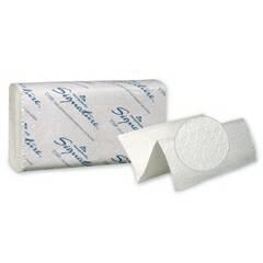 Georgia-Pacific 21000 Signature 2-Ply Premium Multifold Paper Towel, White, 125/PK, 32PK/CS (4000 Count)