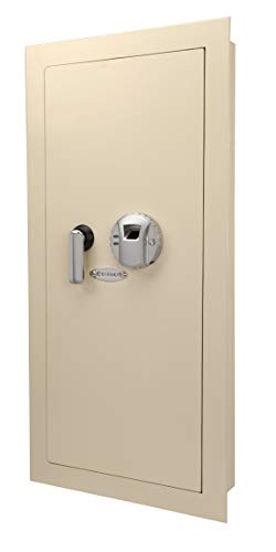Barska Large Biometric Wall Safe