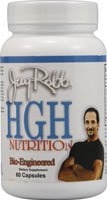 Jay Robb HGH Nutrition - 60 Capsules