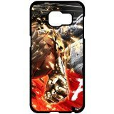 Discount Samsung Galaxy S6/S6 Edge Case Cover Skin : Asura's Wrath High Quality Drawing Case 9141605ZA158693305S6