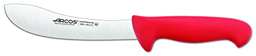 Arcos 2900 Range 8-Inch  Skinning Knife, Red