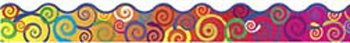 (16 Pack TREND ENTERPRISES INC. RAINBOW SWIRLS TERRIFIC TRIMMER)