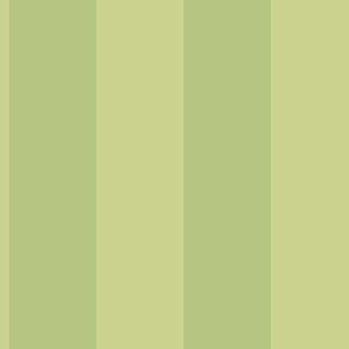 YORK BA4593 Casabella II 5 1/8-Inch Stripe Wallpaper, Kiw...