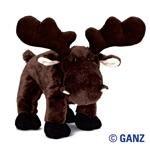 Webkinz Moose