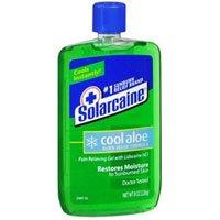 Aloe Cool (SOLARCAINE ALOE EXTRA GEL 8 OZ pack of 2)