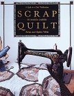 Scrap Quilt, Strips and Spider Webs, Marcia Lasher, 0922705267