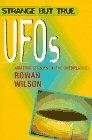 UFOs, Rowan Wilson, 0806905778