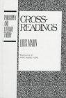 Cross-Readings, Marin, Louis, 0391040421