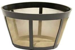 FOR GoldTone Permanent Reusable Basket Coffee Filter Fits BUNN Commercial Coffee Maker