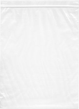 10'' x 13'', 2 Mil Clear Plymor Brand Zipper Reclosable Storage Bags, Pack of 100 by Plymor