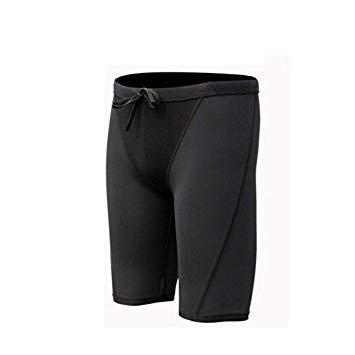 2e89c38426 Men Competitive Swim Trunks Shark Skin Swimwear -Black-Parent : Xxxxl:  Amazon.in: Beauty