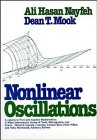 img - for Nonlinear Oscillations (Pure and Applied Mathematics: A Wiley Series of Texts, Monographs and Tracts) book / textbook / text book