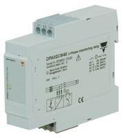 CARLO GAVAZZI DPA01CM60 Phase Monitoring Relay, SPDT, 600 VAC, 3 Phase, Power Consumption 15 VA, Supply Voltage MAX 600 VAC, Switching Voltage MAX 250 V
