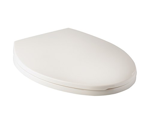 (Mansfield Plumbing SB700 Elongated Slow, Soft Close Toilet Seat White)