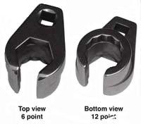 Super Duty 12 & 6 Point Oxygen Sensor Wrench