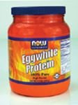 NOW Foods - Eggwhite protéines 100% Pure - £ 1,2.
