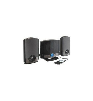 Wall-Mount Music System