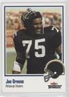 #9: Joe Greene (Football Card) 2002 Fleer Throwbacks - [Base] #20