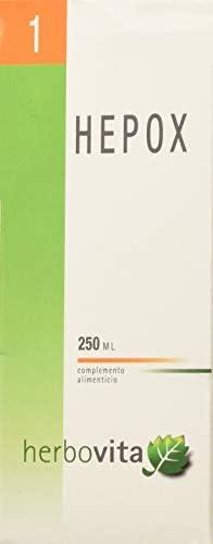 Herbovita Complemento Alimenticio – 250 ml