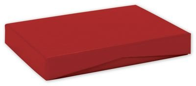 Red Pop-Up Gift Card Boxes, 4 5/8 x 3 3/8 x 5/8'' (50 Boxes) - BOWS-503-POP-1 by BAG123