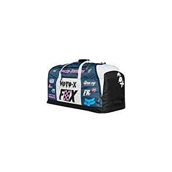 bbb8e1e475 Amazon.com  Fox Racing 2019 Podium 180 Gear Bag - Czar (LIGHT GREY ...